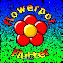Flowerpot Flutter