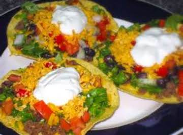 Quick and Easy Mexican Pizza