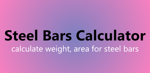 Steel Bars Calculator - Apps on Google Play
