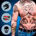 Tattoo on Photo – Tattoo Maker icon