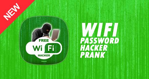 無線LANパスワードハッカー