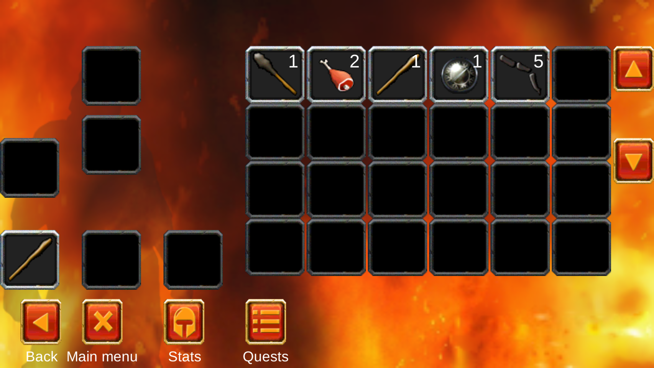 The Firestorm (PUBLIC BETA)- screenshot