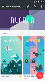 Sense Home Launcher-News,Theme- screenshot thumbnail