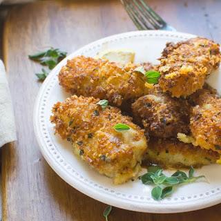 Pan-Fried Oysters Oreganata.