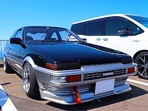 スプリンタートレノ AE86 GT-APEX 後期のカスタム事例画像 けいちゃん@さんの2020年05月29日19:23の投稿
