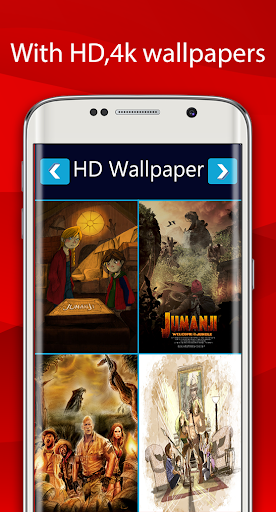 Jumanji HD wallpapers 2018 1.0 screenshots 8