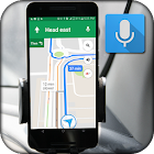 GPS Voice Navigation Driving Route Maps Tracking icon
