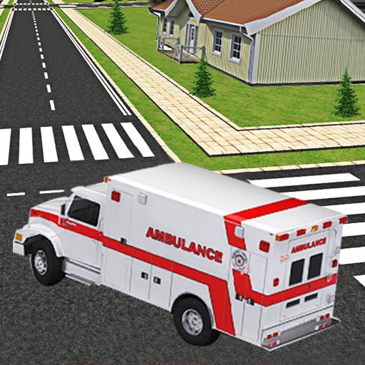 Real Ambulance Simulator 3D