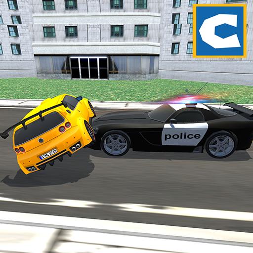 Gangster City Car Thief
