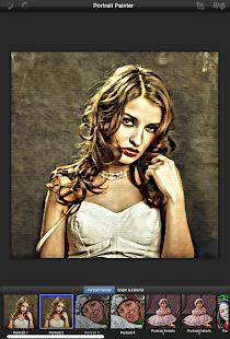 Portrait Painter Screenshot