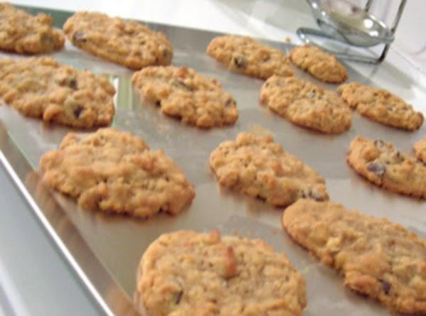 Peanut Butter Chocolate Oatmeal Cookies Recipe