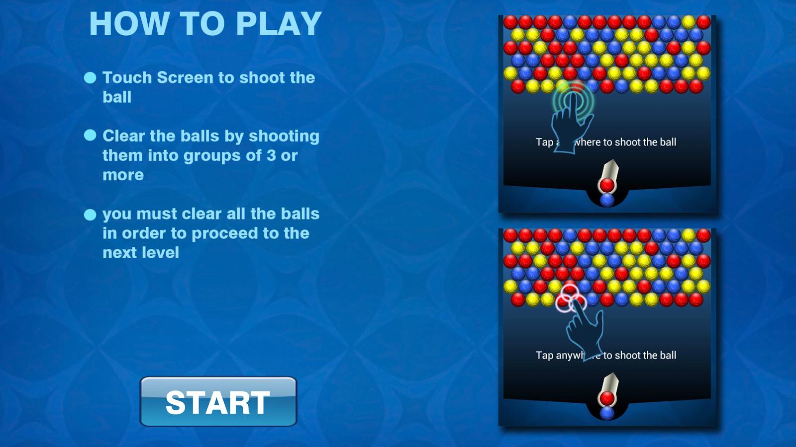 Bubble fruits game - Bubble Shooter 2016 Screenshot