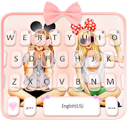 App Best Friends Keyboard Theme APK for Windows Phone