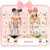 Best Friends Keyboard Theme