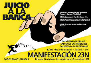 Photo: 23N. Manifestaciones.