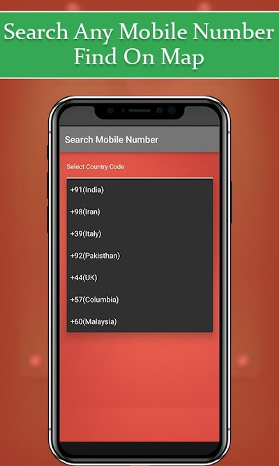 Mobile no tracker malaysia   Instant Track Mobile Number Of