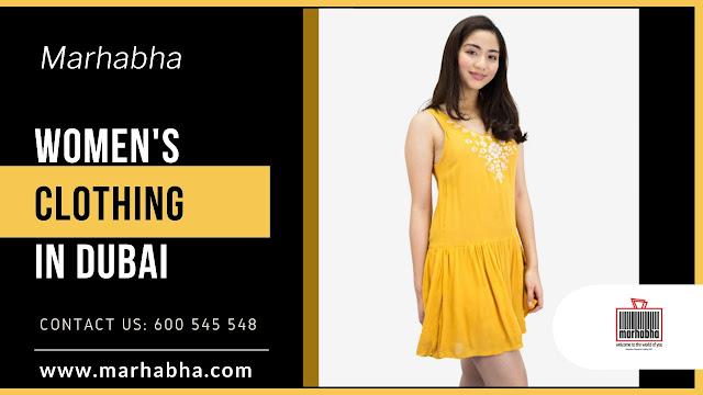 women's clothing in Dubai