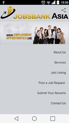 Jobsbank Asia