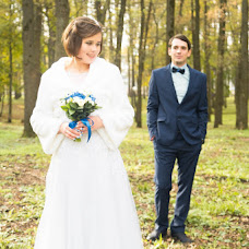 Wedding photographer Anastasiya Kulikova (ANKulikova). Photo of 27.10.2015