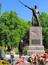 Photo: Powstańców Śląskich,