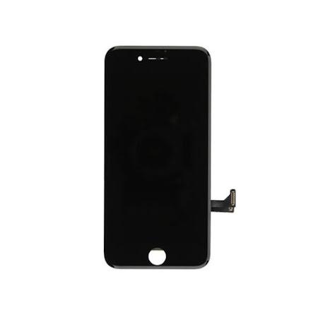 iPhone 7 LCD-skärm (LG-tillverkad)  SVART