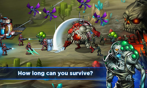 Robot Vs Zombies Game 102.0.20180423 screenshots 10