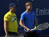 Justine Henin vindt de prestaties van David Goffin op de Masters ontroerend
