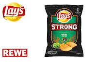 Angebot für Lay's Strong Wasabi im Supermarkt - Lay'S
