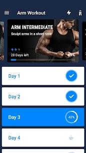 Arm Workout Biceps Exercise v1.0.4 [AdFree] APK 2