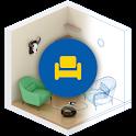 Swedish Home Design 3D icon