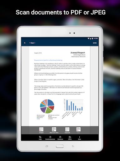 ABBYY FineReader client 1.1.0.5 screenshots 15