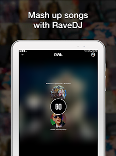 Rave - Videos with Friends- screenshot thumbnail