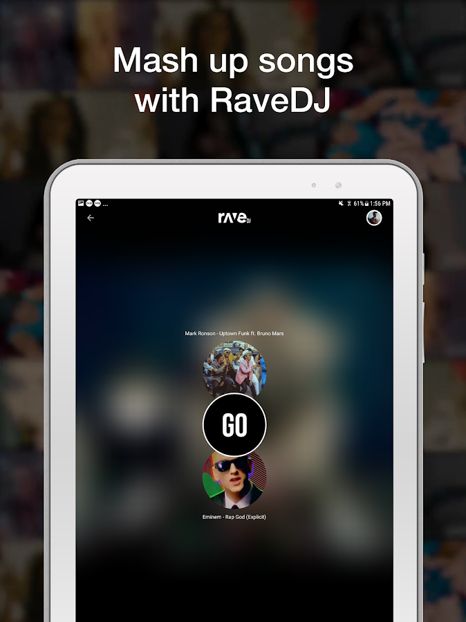 Rave - Videos with Friends- screenshot