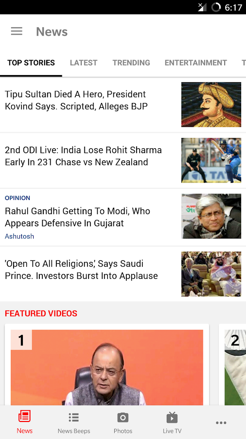 NDTV News - India - Android Apps on Google Play