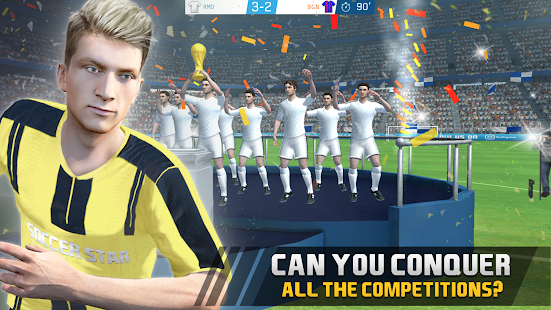 Game Soccer Star 2019 Top Leagues: Join the Soccer Game APK for Windows Phone