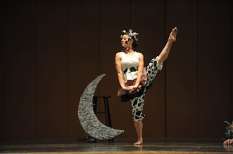 Photo: Choreography: Michelle Brown Dancer: Jennie Wood Photo By: Parker Grimes