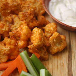 Buffalo Cauliflower.