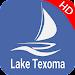 Lake Texoma GPS Offline Charts Icon
