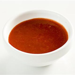 Piquillo Pepper Sauce.
