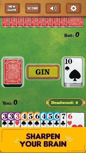 Gin Rummy Free! 1.0.14 screenshots 2