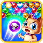 Best bubble shooter: Cat magic Icon