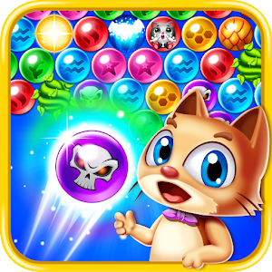 Best bubble shooter: Cat magic for PC and MAC
