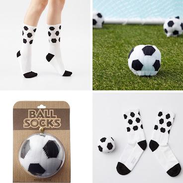 [足球波波襪] Ball Socks