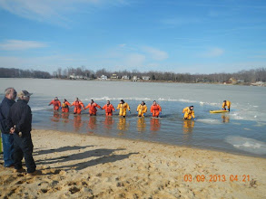 Photo: Thanks go out to the volunteers of the Rome, Morgan, and Orwell fire and rescue crews!