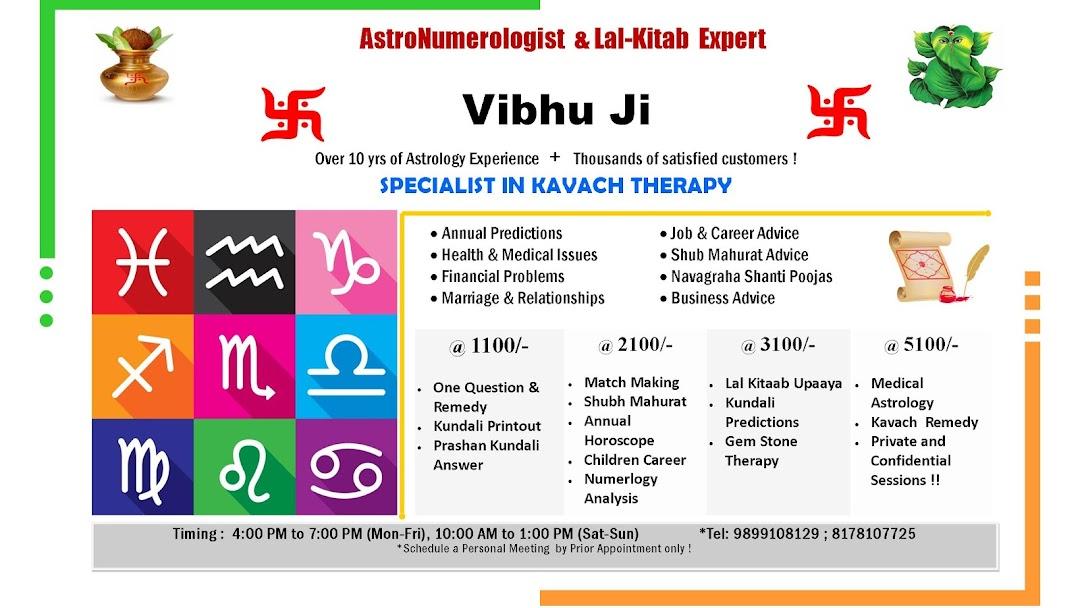 Astrologer - Lal Kitaab Expert ,Vibhu Arora - Astrologer