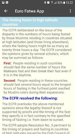 Euro Fatwa screenshot 5