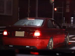 318Ci  E46 3 series Mスポーツ 赤のカスタム事例画像 🍎りっ君🍎赤いきつね🍎さんの2020年03月04日09:18の投稿