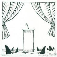 Photo: 分子漫画:舞台