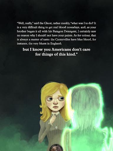 The Canterville Ghost (Oscar Wilde) 1.0.8 screenshots 14