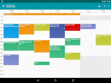 DigiCal+ Calendar Screenshot 17